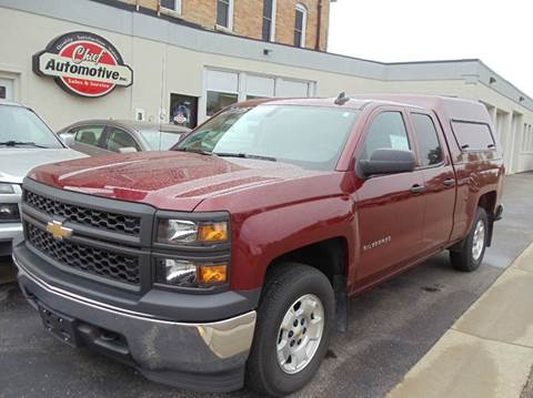 2015 Chevrolet Silverado 1500 for sale at Chief Automotive, Inc. in Bonduel WI