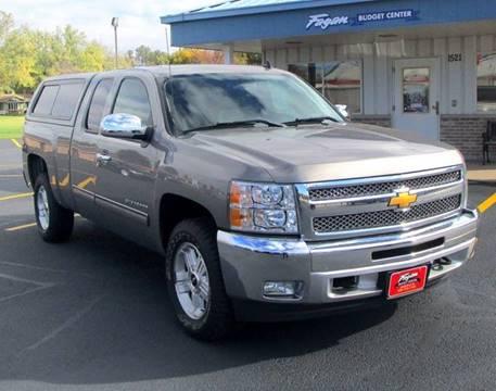 2013 Chevrolet Silverado 1500 for sale in Janesville, WI