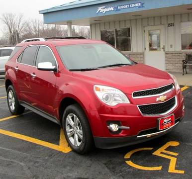 2013 Chevrolet Equinox for sale in Janesville, WI
