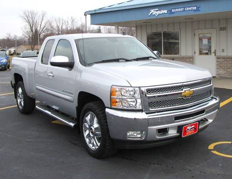 2013 Chevrolet Silverado 1500 for sale in Janesville, WI