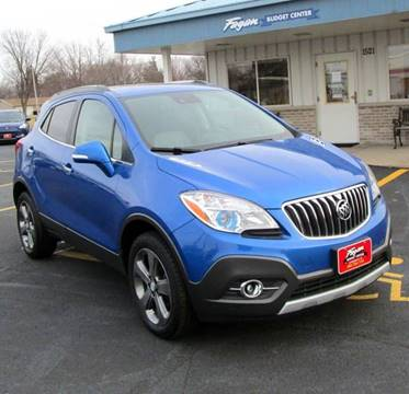 2014 Buick Encore for sale in Janesville, WI