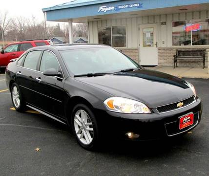 2012 Chevrolet Impala for sale in Janesville, WI