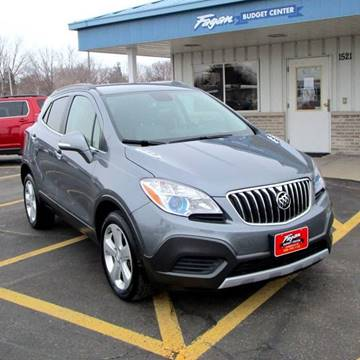 2015 Buick Encore for sale in Janesville, WI