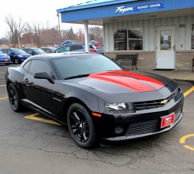 2014 Chevrolet Camaro for sale in Janesville, WI