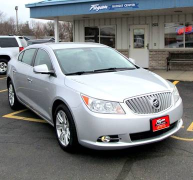 2012 Buick LaCrosse for sale in Janesville, WI