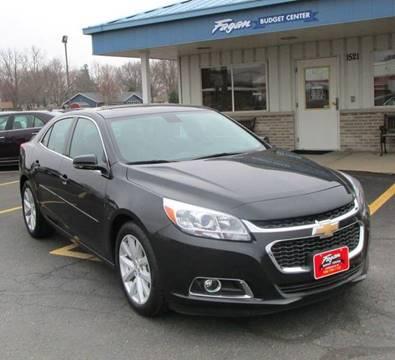 2014 Chevrolet Malibu for sale in Janesville, WI