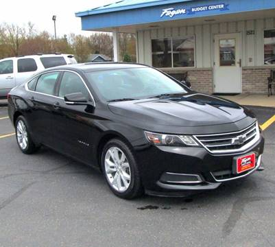 2016 Chevrolet Impala for sale in Janesville, WI