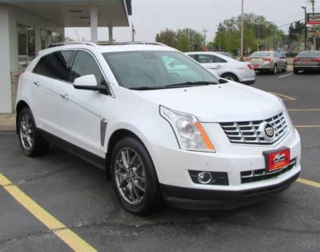 2015 Cadillac SRX for sale in Janesville, WI