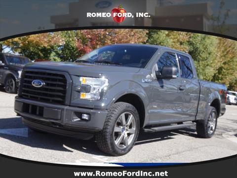 2016 Ford F-150 for sale in Washington, MI