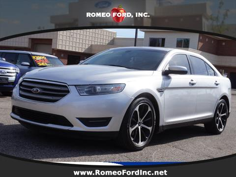 2014 Ford Taurus for sale in Washington, MI