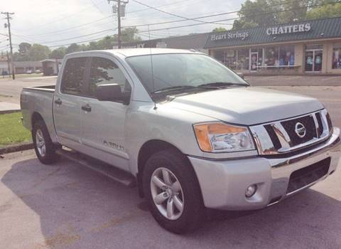 2014 Nissan Titan for sale in Bowling Green, KY