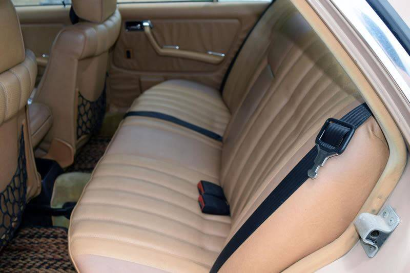 1983 Mercedes-Benz 240-Class for sale at European Motor Cars LTD in Fort Worth TX