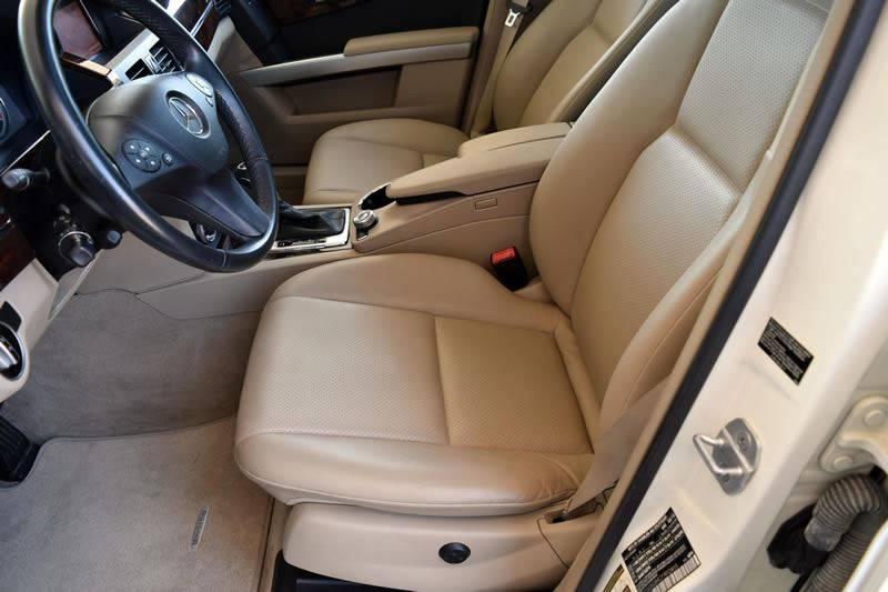 2012 Mercedes-Benz GLK for sale at European Motor Cars LTD in Fort Worth TX