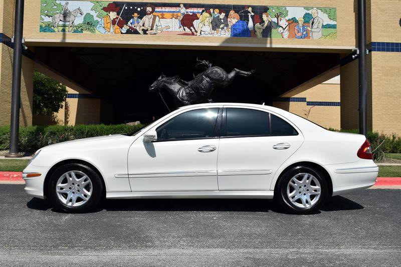 2007 Mercedes-Benz E-Class for sale at European Motor Cars LTD in Fort Worth TX