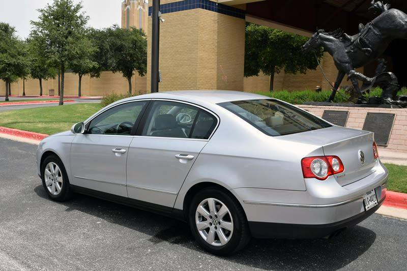 2006 Volkswagen Passat for sale at European Motor Cars LTD in Fort Worth TX