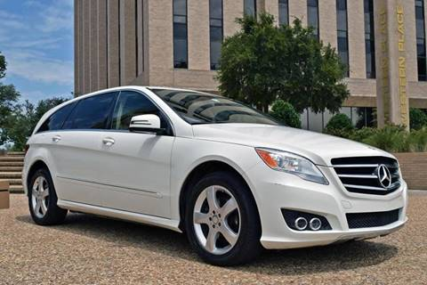 2011 Mercedes-Benz R-Class for sale at European Motor Cars LTD in Fort Worth TX