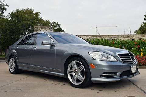 2013 Mercedes-Benz S-Class for sale in Fort Worth, TX