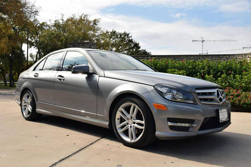 2013 Mercedes Benz C Class For Sale At European Motor Cars LTD In Fort