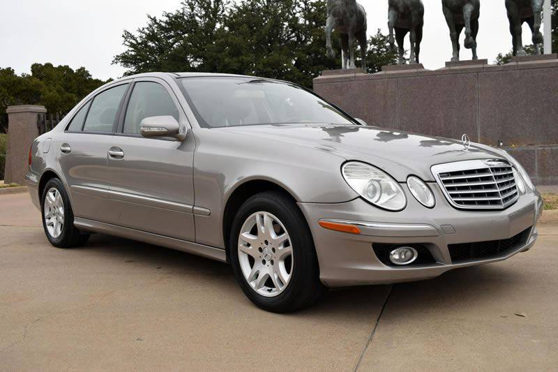 2007 mercedes benz e class e 320 bluetec in fort worth tx for European motors fort worth
