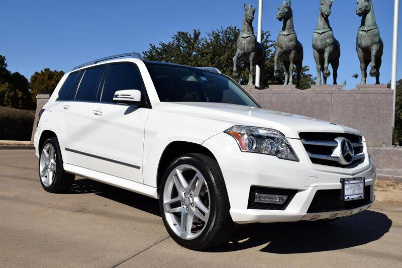 2012 Mercedes-Benz GLK GLK 350 In Fort Worth TX - European Motor ...