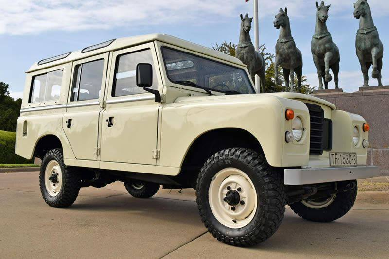 1983 land rover defender in fort worth tx european for European motors fort worth
