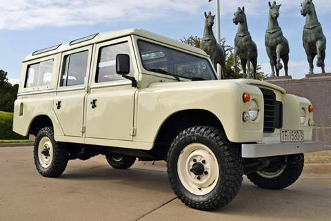 Land Rover Fort Worth >> 1983 Land Rover Defender For Sale In Fort Worth Tx