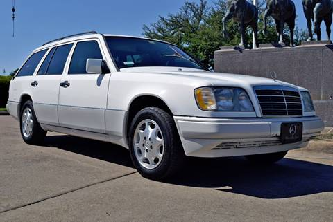 1995 Mercedes-Benz E-Class for sale in Fort Worth, TX