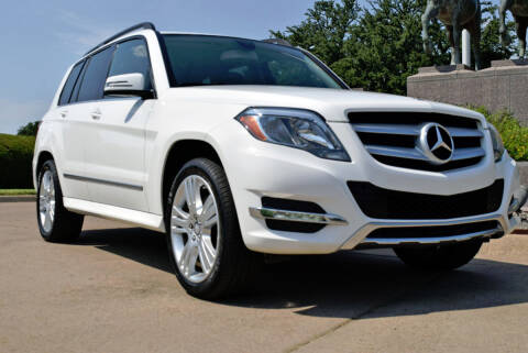 2015 Mercedes-Benz GLK for sale at European Motor Cars LTD in Fort Worth TX