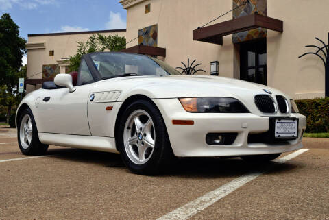 1997 BMW Z3 for sale at European Motor Cars LTD in Fort Worth TX