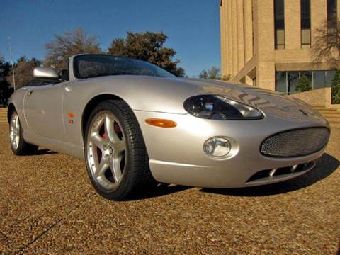 2006 Jaguar XKR For Sale In Fort Worth, TX