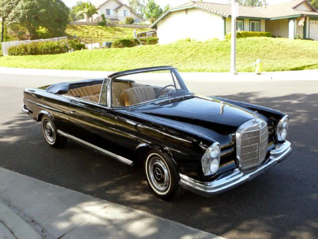 1966 Mercedes-Benz 250-Class for sale at European Motor Cars LTD in Fort Worth TX