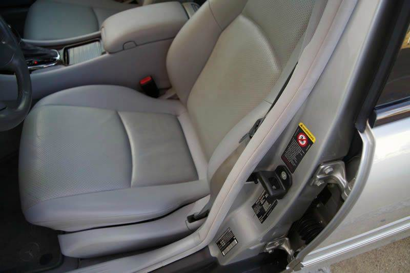2004 Mercedes-Benz C-Class for sale at European Motor Cars LTD in Fort Worth TX
