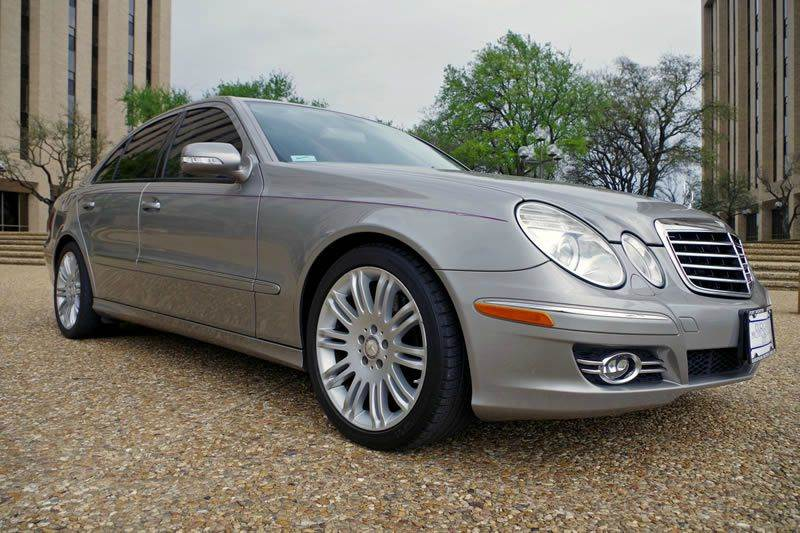 2008 mercedes benz e class in fort worth tx european for Euro motorcars mercedes benz