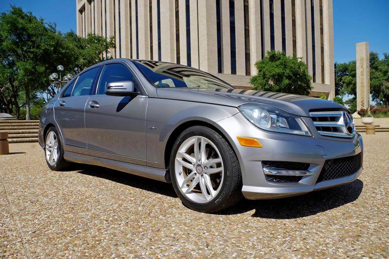 2012 mercedes benz c class in fort worth tx european for European motors fort worth