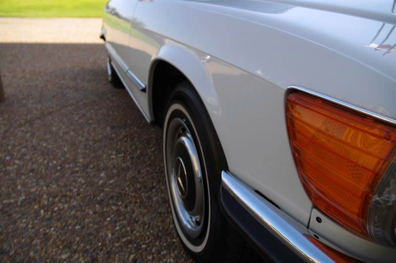 1972 Mercedes-Benz SL-Class for sale at European Motor Cars LTD in Fort Worth TX
