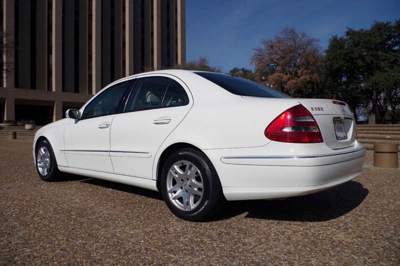2005 Mercedes-Benz E-Class for sale at European Motor Cars LTD in Fort Worth TX