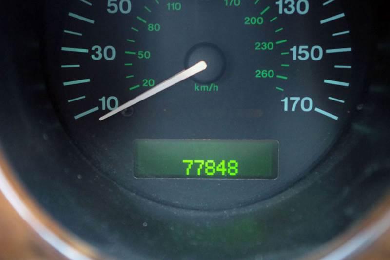 2001 Jaguar XK-Series for sale at European Motor Cars LTD in Fort Worth TX