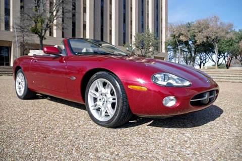 2001 Jaguar XK-Series for sale in Fort Worth, TX