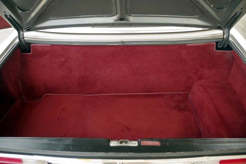 1989 Mercedes-Benz 560-Class for sale at European Motor Cars LTD in Fort Worth TX