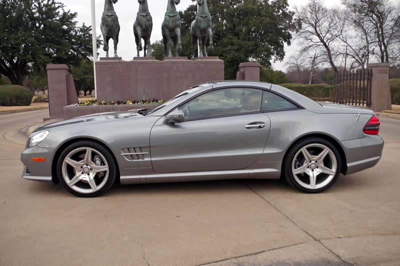 2011 Mercedes-Benz SL-Class for sale at European Motor Cars LTD in Fort Worth TX