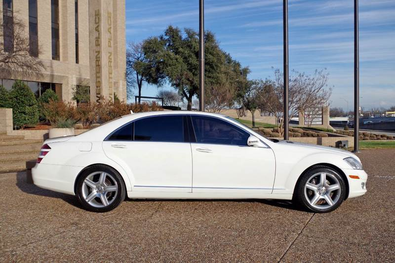 2007 Mercedes-Benz S-Class for sale at European Motor Cars LTD in Fort Worth TX