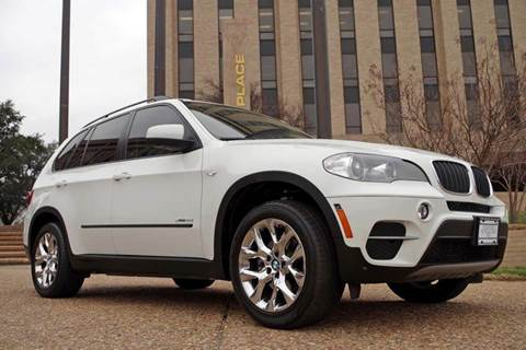 2012 BMW X5 for sale at European Motor Cars LTD in Fort Worth TX