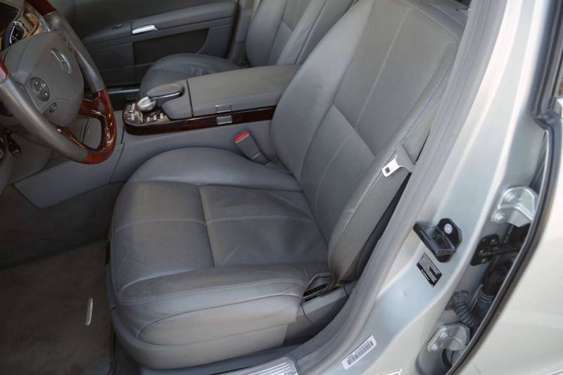 2008 Mercedes-Benz S-Class for sale at European Motor Cars LTD in Fort Worth TX