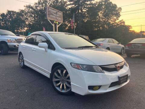 2010 Honda Civic for sale at Jimmy Jims Auto Sales in Tabernacle NJ