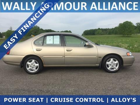 2001 Nissan Altima For Sale In Alliance, OH