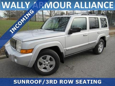 2007 Jeep Commander for sale in Alliance, OH