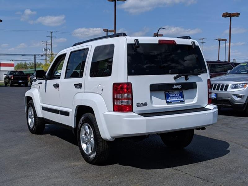 2012 Jeep Liberty 4x4 Sport 4dr SUV In Alliance OH