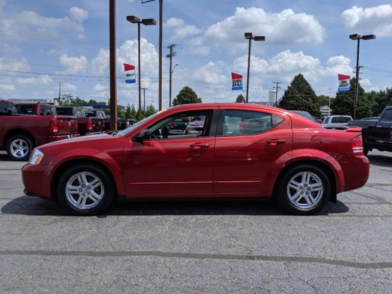 2008 Dodge Avenger SXT 4dr Sedan In Alliance OH