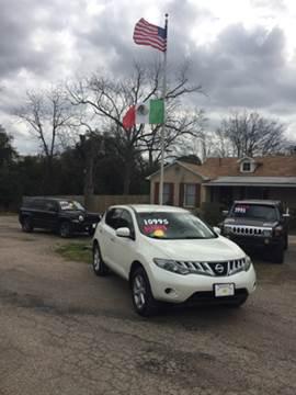 2010 Nissan Murano for sale in Waco, TX