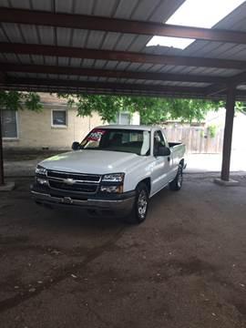 2007 Chevrolet Silverado 1500 Classic for sale in Waco, TX